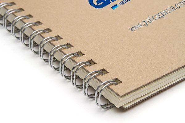 Cuaderno Ecológico Imprenta Grafica Garcia Lima Perú